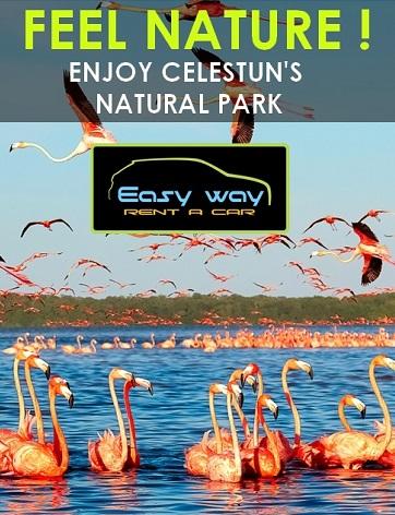 EasyWay Rent a Car, Chichen-Itza, Chichen Itza, Mayan world